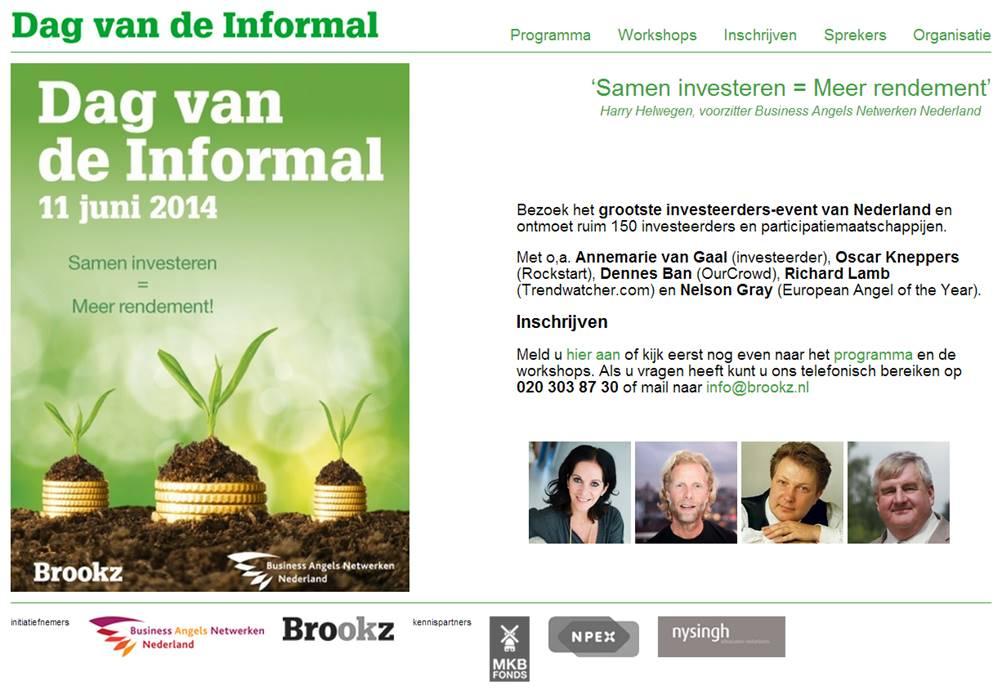 Dag van de informal